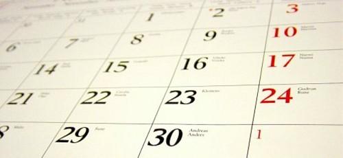 Calendarul Anului Credinţei