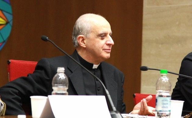 Arhiepiscopul Rino Fisichella